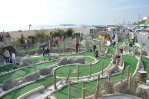 Minigolf Brighton